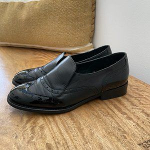 ☀️2 For $30☀️ Renvy   Black Loafers Size 6